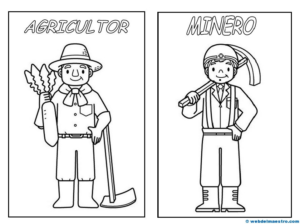 Agricultor-minero