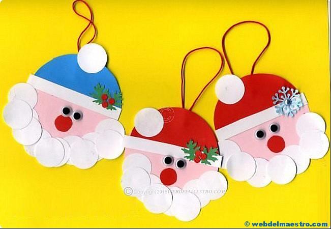 Manualidades de navidad iii web del maestro - Trabajos manuales de navidad para ninos de primaria ...