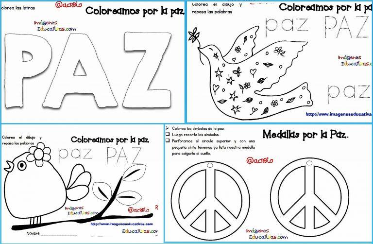 Día Escolar De La Paz Y La No Violencia Web Del Maestro