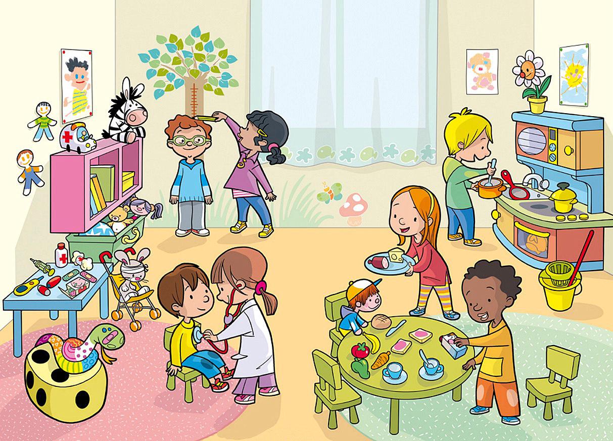 Aprender A Decorar Habitacion Infantil