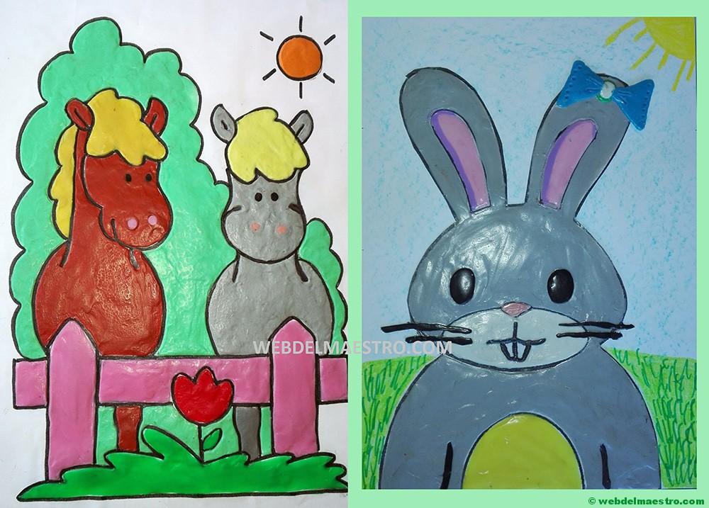 manualidades-artesanías para niños de primaria