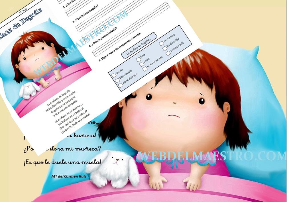 Lecturas Infantiles Letra ñ Web Del Maestro