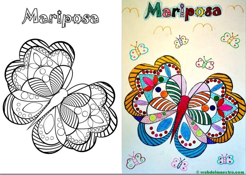 Dibujos Antiestrés Dibujos Para Imprimir Web Del Maestro