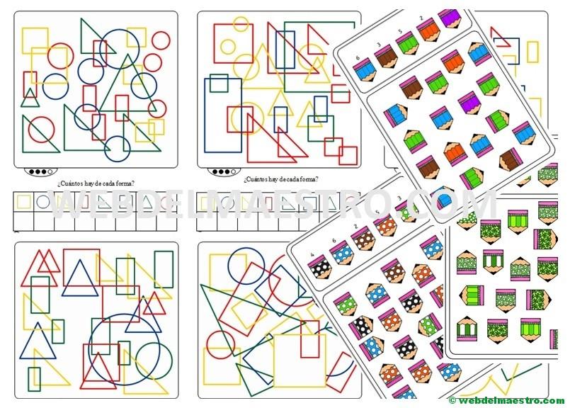 Discriminación Visual Concepto Y Actividades Web Del Maestro