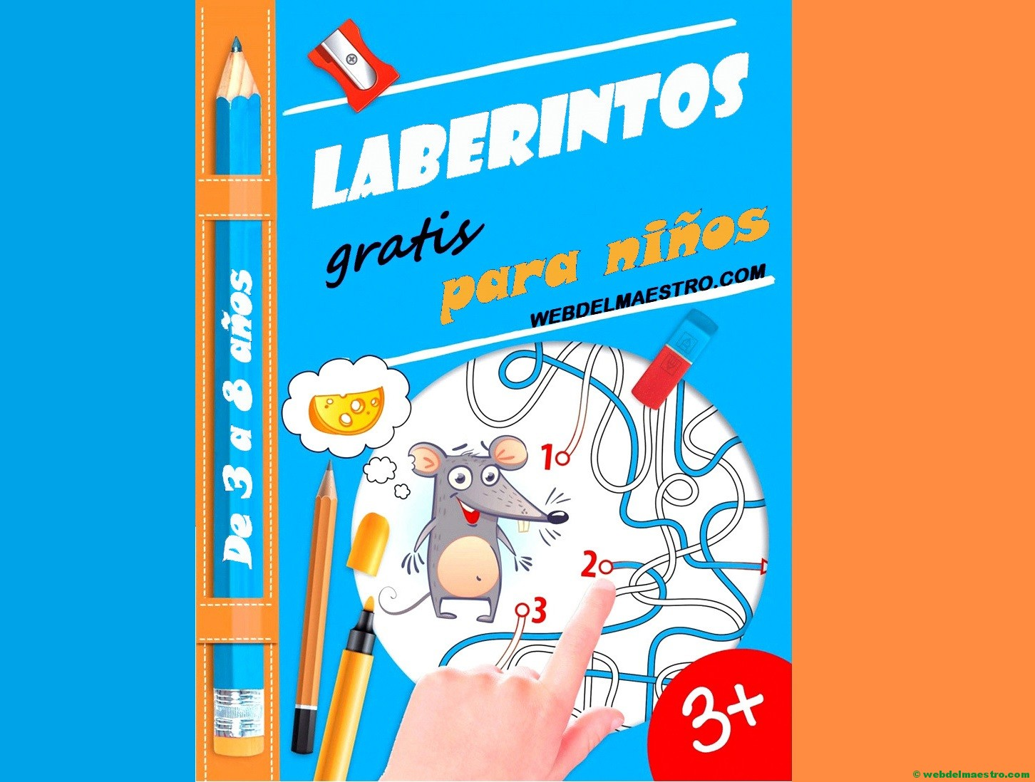 Laberintos Para Ninos Web Del Maestro