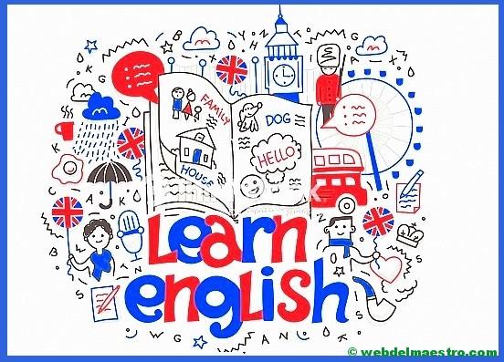 Páginas para aprender inglés para niños - Web del maestro